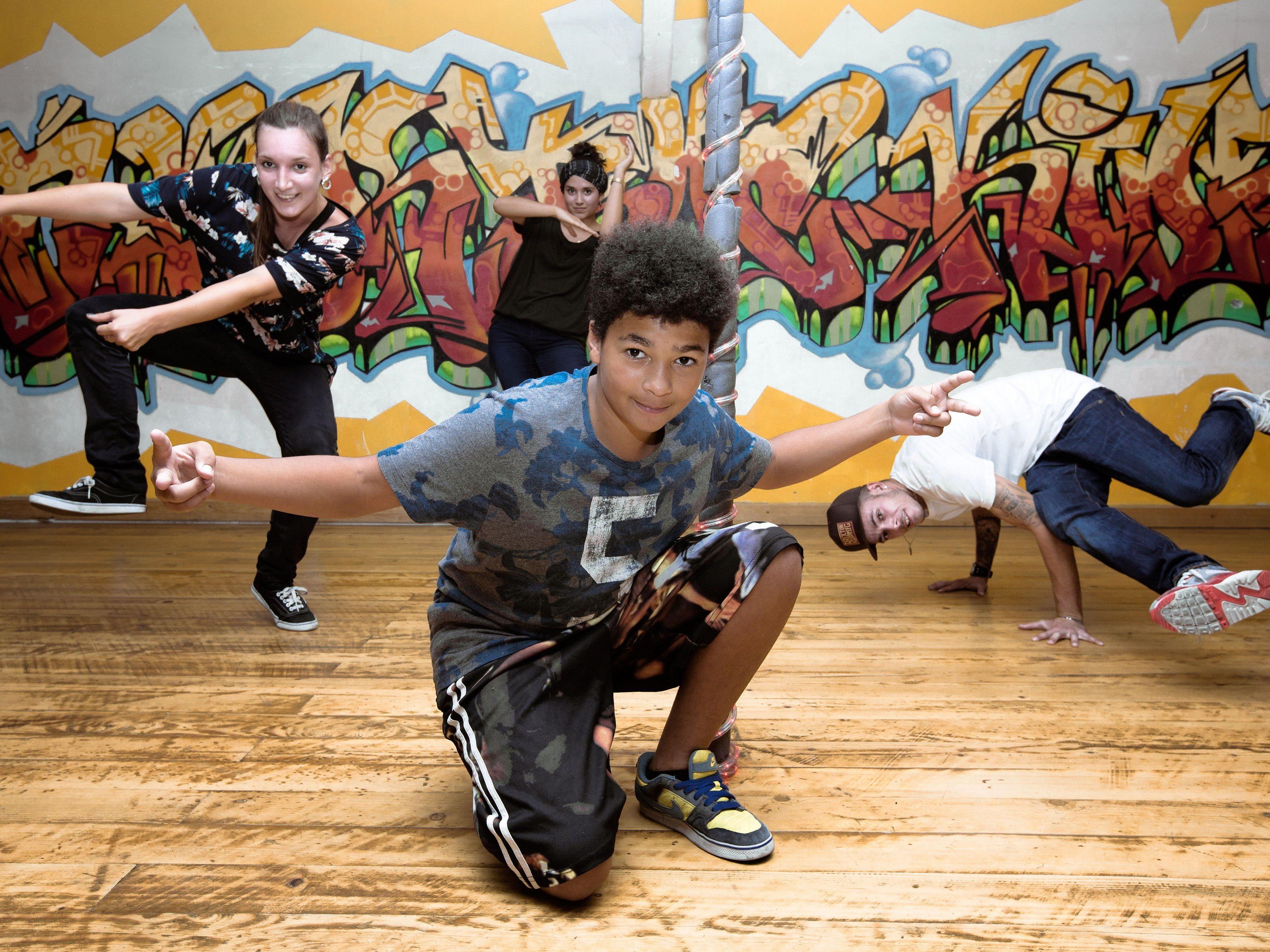 Jetzt ist die ideale Gelegenheit, um einmal in die FRK Dance School zu schnuppern.