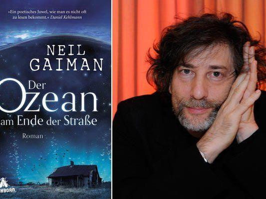 Wir verlosen den neuen Roman von Neil Gaiman