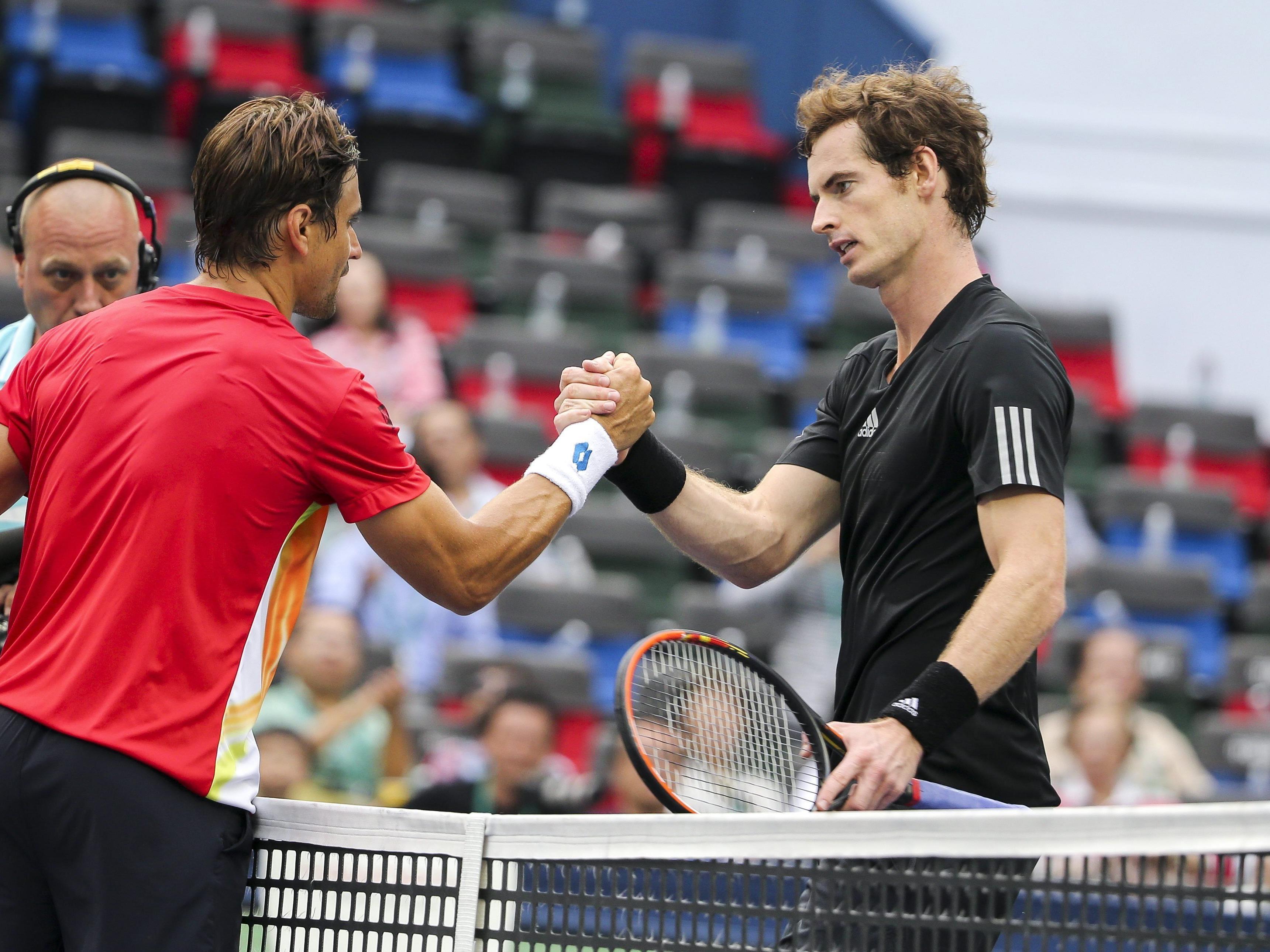 Top-Besetzung beim ATP-Turnier in Wien mit Murray und Ferrer.