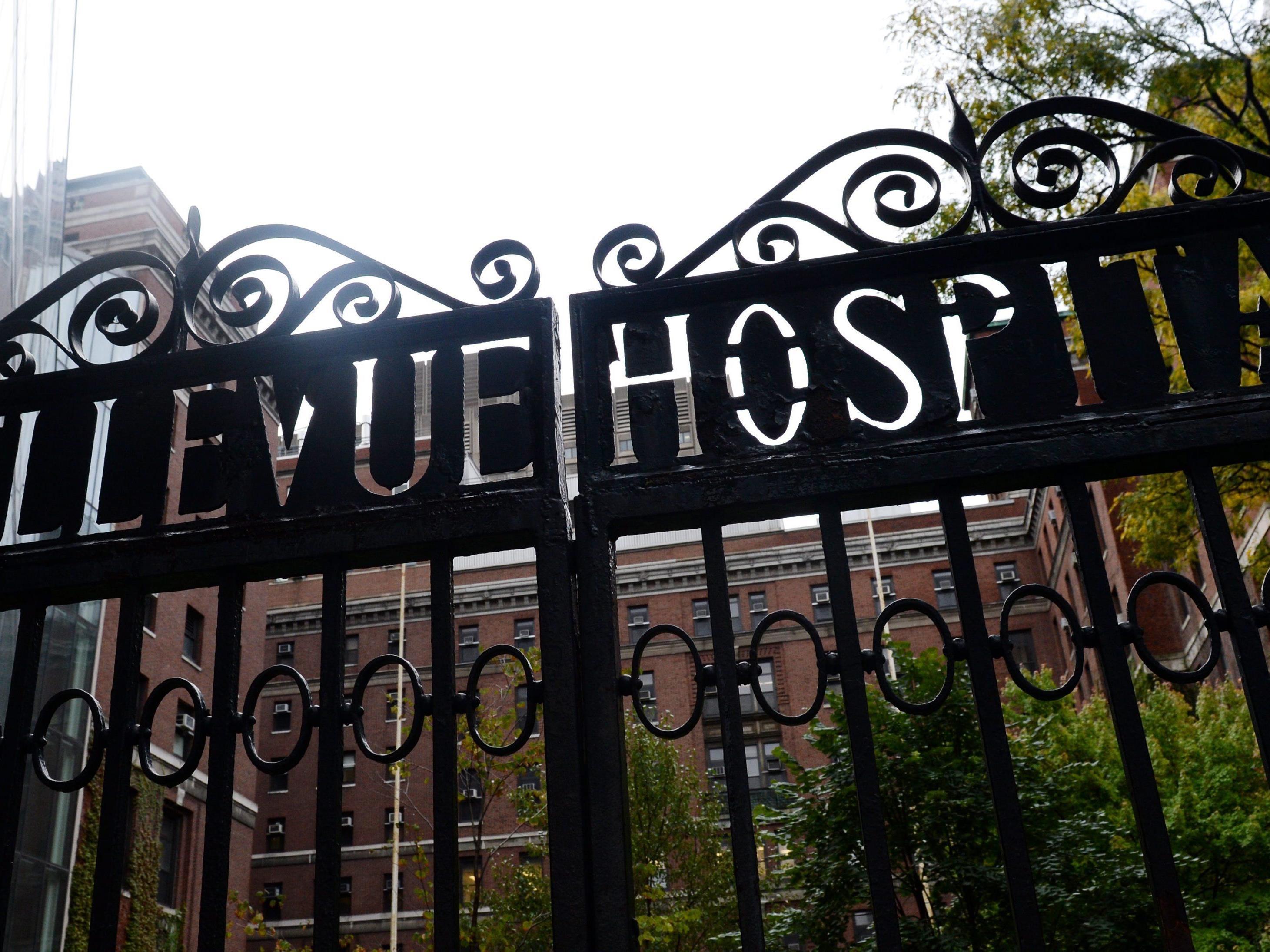 Ein Fünfjähriger wurde mit Verdacht auf Ebola ins Krankenhaus eingeliefert.