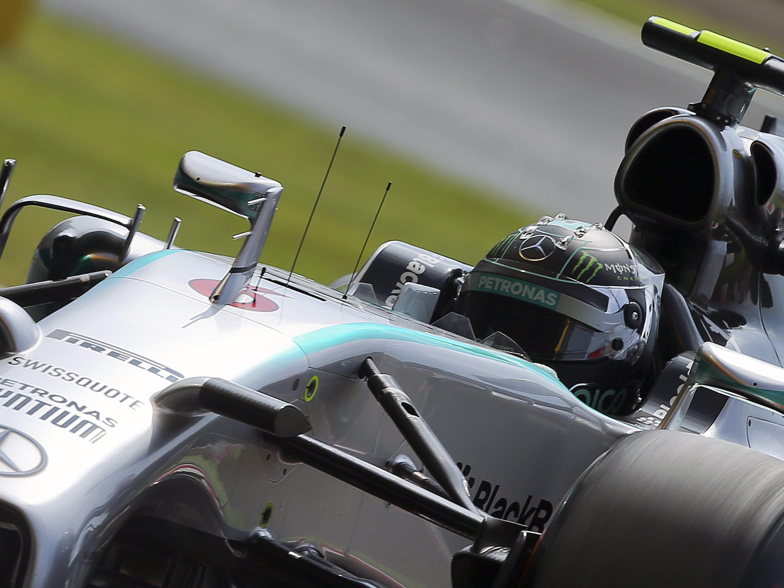 Rosberg möchte die Wende.