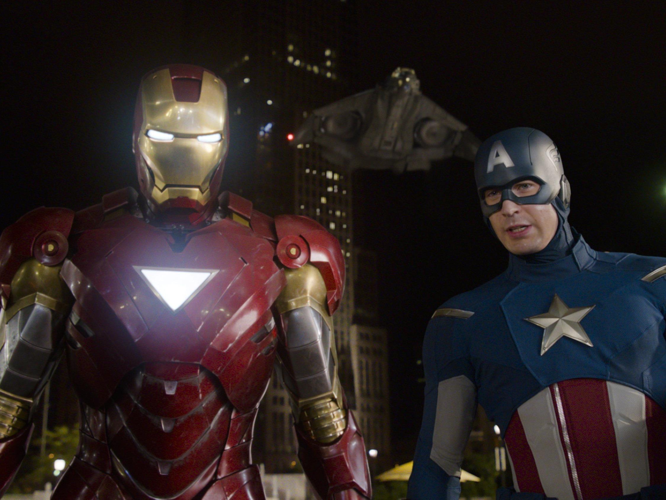 Iron Man und Captain America werden in den nächsten Jahren noch einige Auftritte in diversen Marvel-Filmen hinlegen.