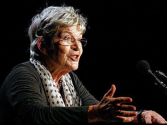 Burgtheater-Grand-Dame Elisabeth Orth wird geehrt