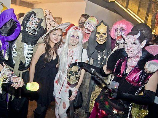 Bei den besten Halloween-Partys in Wien geht es auch heuer wieder rund