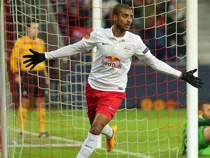 Red Bull Salzburg gewann dank Alan klar gegen Zagreb.
