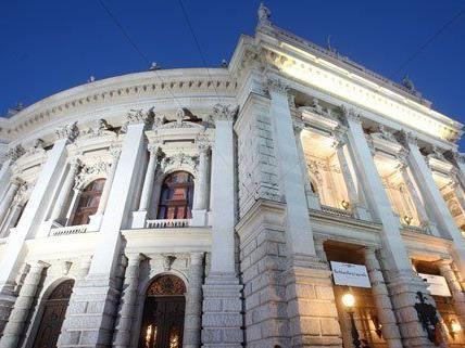 Eine neue Führung für das Burgtheater soll am Dienstag stehen