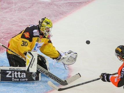 Die Vienna Capitals mussten gegen Graz eine Niederlage einstecken.
