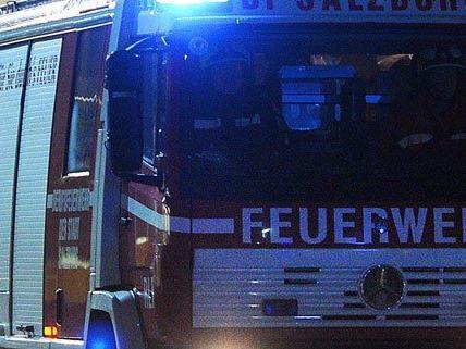 Fünf Feuerwehren waren bei den Löscharbeiten im Einsatz.