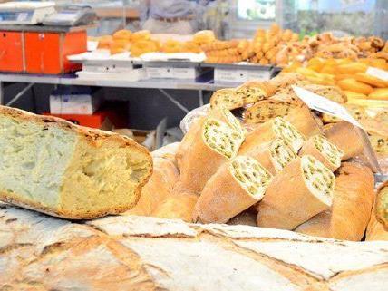 Viel Köstliches auf der Fooditalia in Wien.