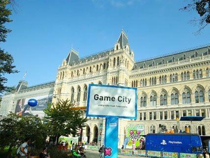 Vom 10. bis 12. Oktober 2014 fand die Game City statt.