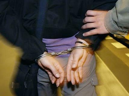 Die Frau wurde in Wien verhaftet.