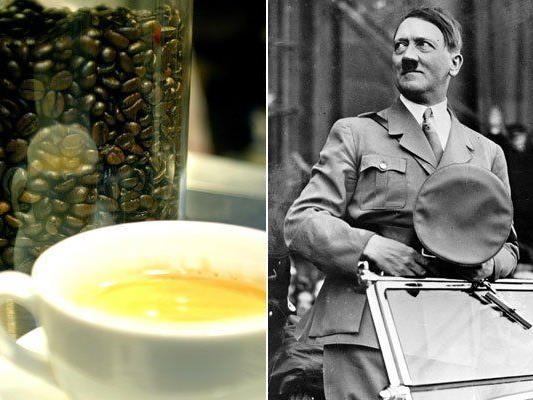 Hitler auf Kaffeesahne: SMigros entschuldigte sich, Karo-Versand findet Kritik übertrieben.