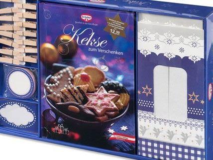 VIENNA.at verlost drei weihnachtliche Backsets.