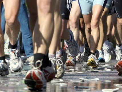 Die Läufer müssen am 14. Dezember unterschiedlichste Hindernisse überwinden.