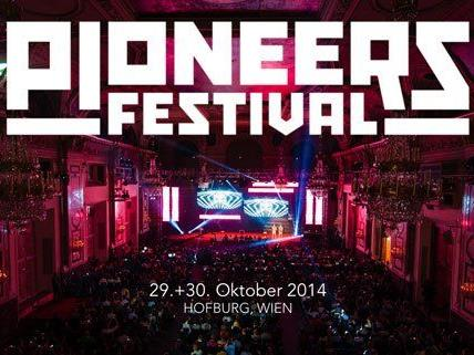 Pioneers Festival in Wien