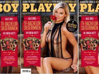 Bachelor kandidatinnen nackt im playboy