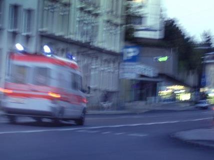 42-Jähriger bei Verkehrsunfall in Wien schwer verletzt