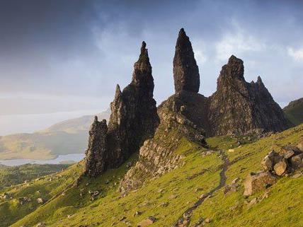 Märchenhaftes Schottland.