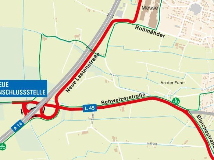Vorprojekt liegt vor – Derzeit Prüfung durch das Verkehrsministerium