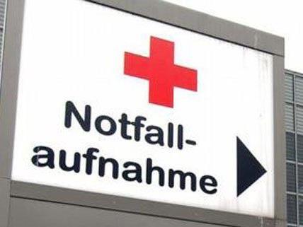 Schwer verletzt wurde die 84-Jährige ins Spital gebracht.