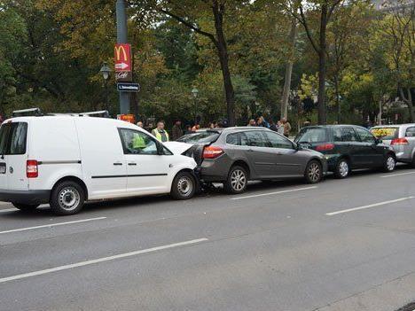 Unfall am Nationalfeiertag am Ring.