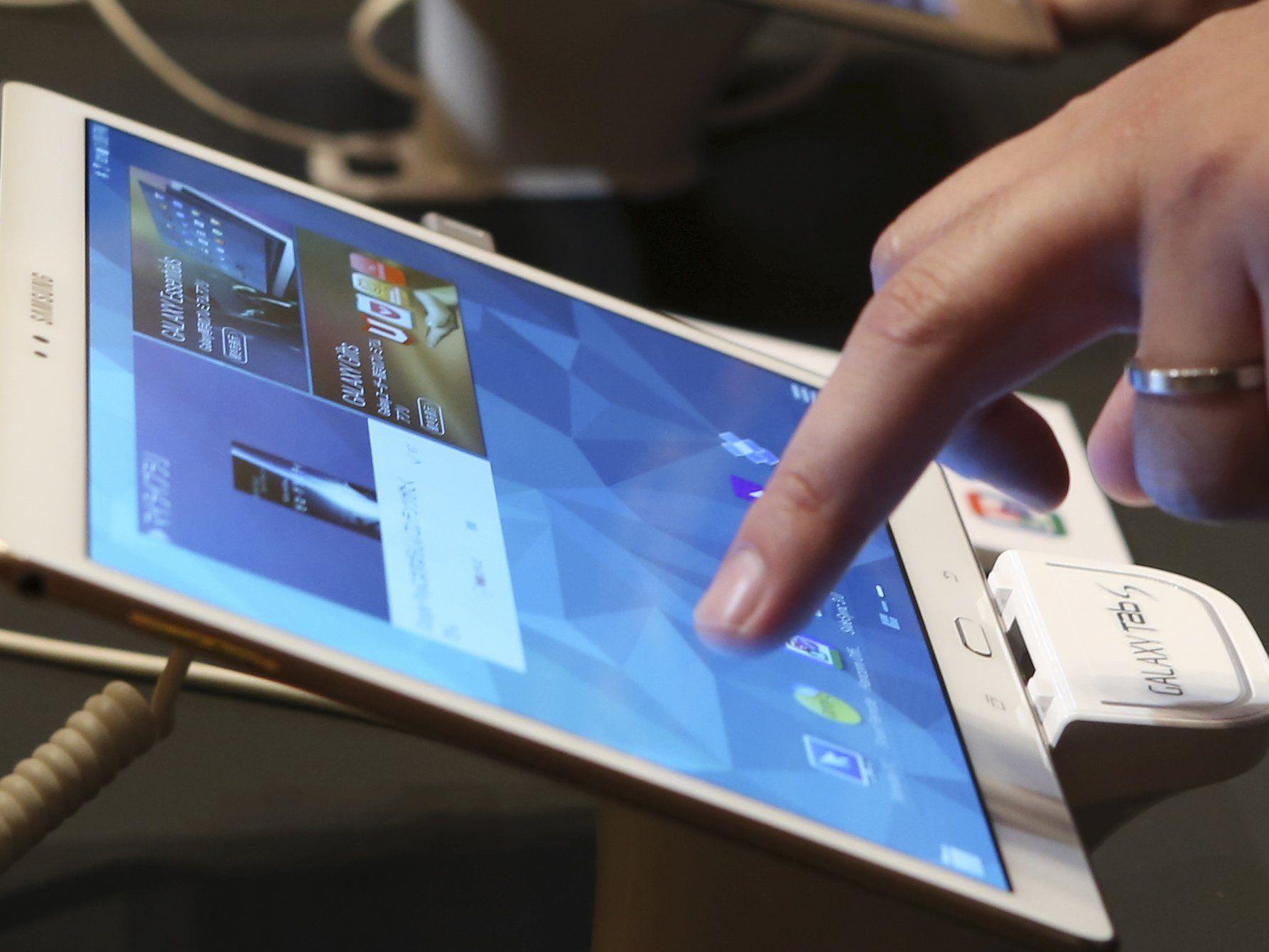 In Asien drückt das Interesse für Smartphones und Tablets deutlich auf den PC-Absatz.