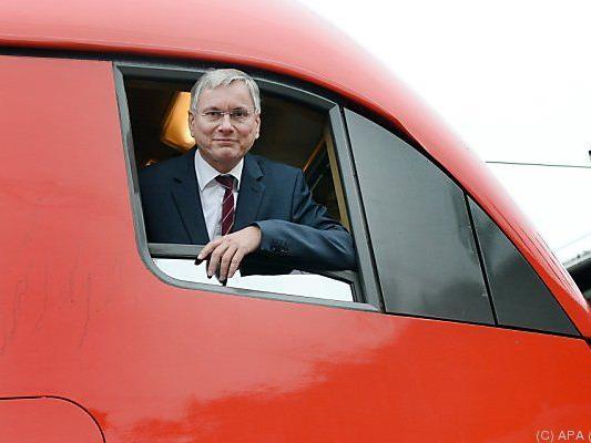 Verkehrsminiser Stöger kam zur Eröffnung
