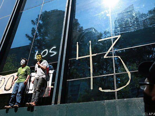 43 Studenten wurden ermordet