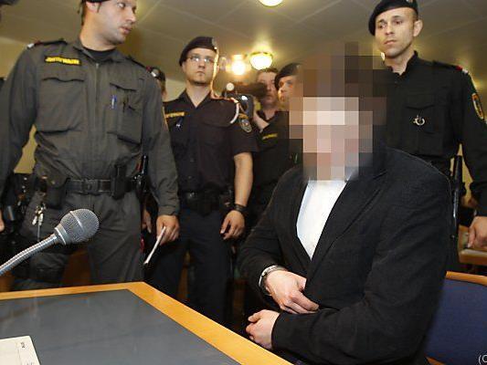 Prozess gegen Philipp K. im Jahr 2011