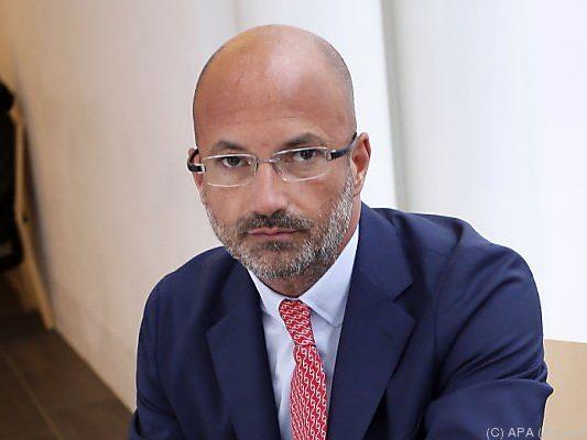 Bakary J.s Anwalt Nikolaus Rast