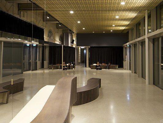 """Innenansicht des """"Theaters im Palais"""""""