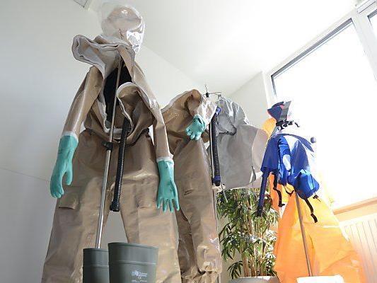 Wie vorbereitet ist Österreich auf Ebola?