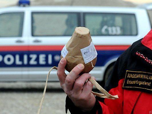 Immer wieder werden illegale Böller sichergestellt