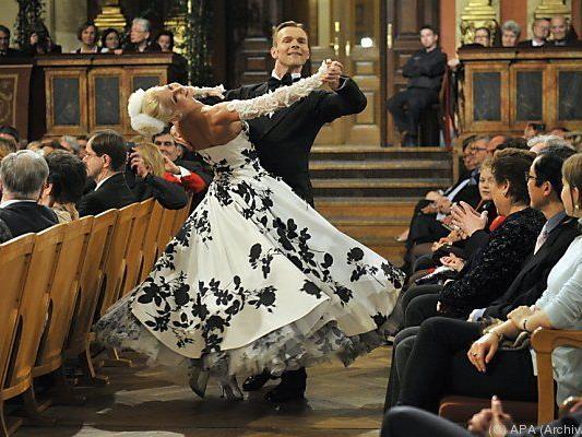 Österreichs Vorzeige-Tanzpaar triumphierte