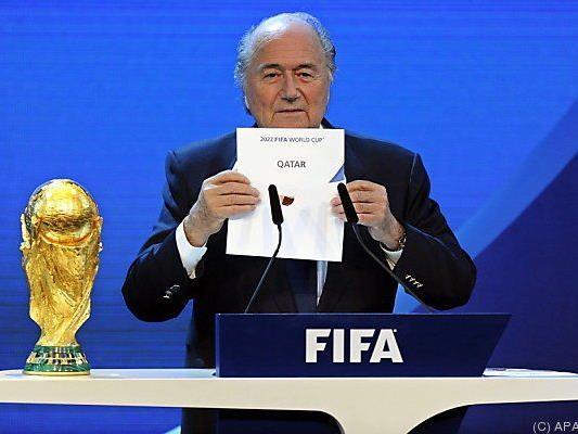 Nur das Jahr der Katar-WM ist bisher fix: 2022