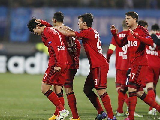 Der Südkoreaner bescherte Bayer 03 Punkte