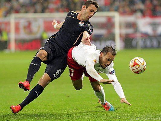 Salzburger treffen auf angeschlagenen Gegner