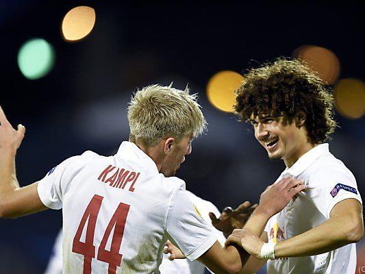 Europa League ist Salzburgs Terrain
