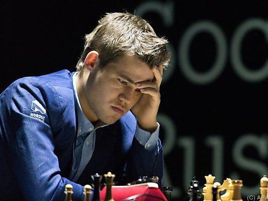 Carlsen sorgte für die vorzeitige Entscheidung