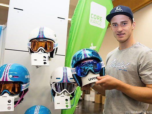Mayer will sich den Helm bald wieder aufsetzen