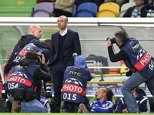 Di Matteo im Fokus der Medien