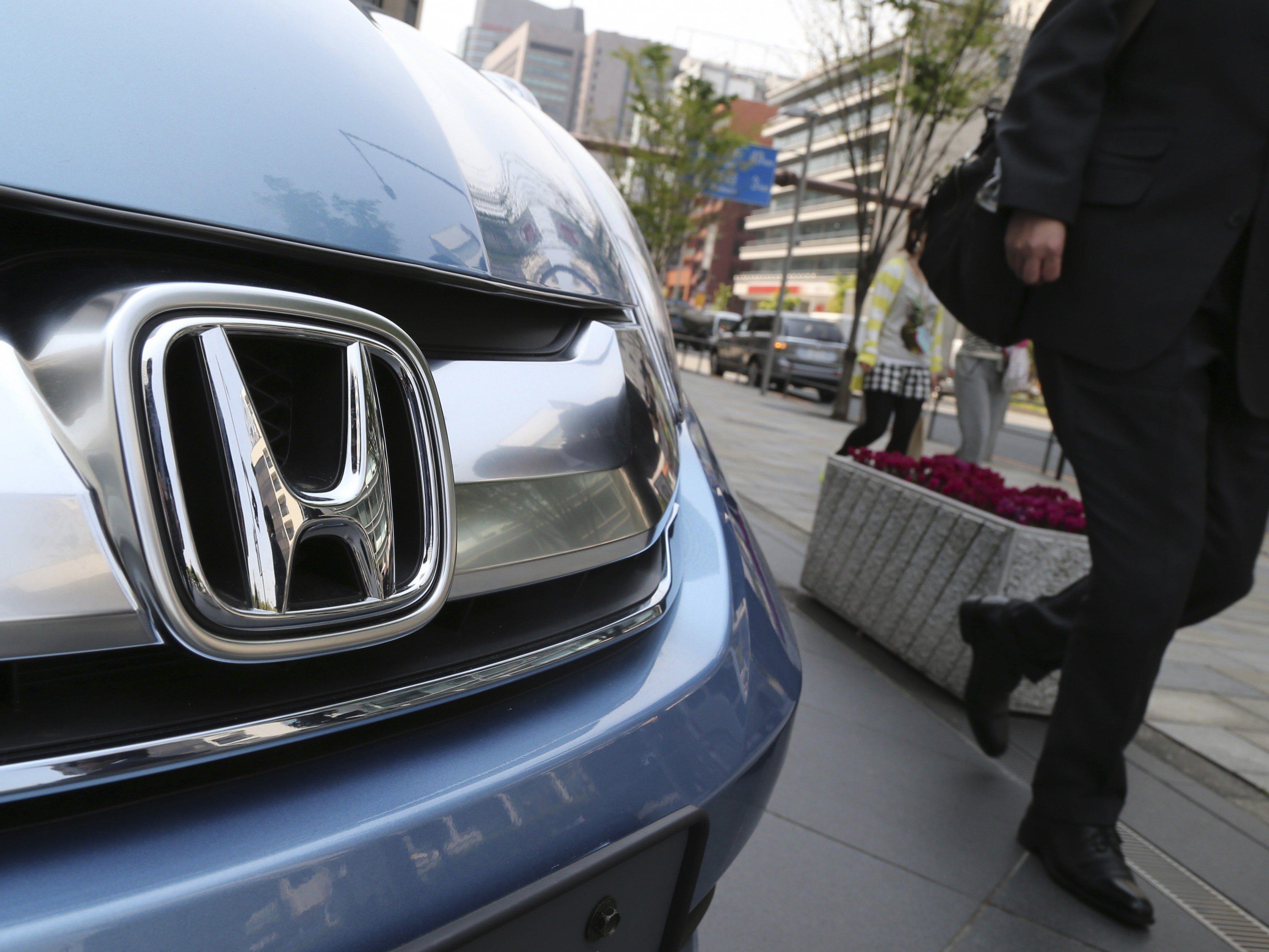 Der Autokonzern Honda bestätigte ungemeldete Unfälle.