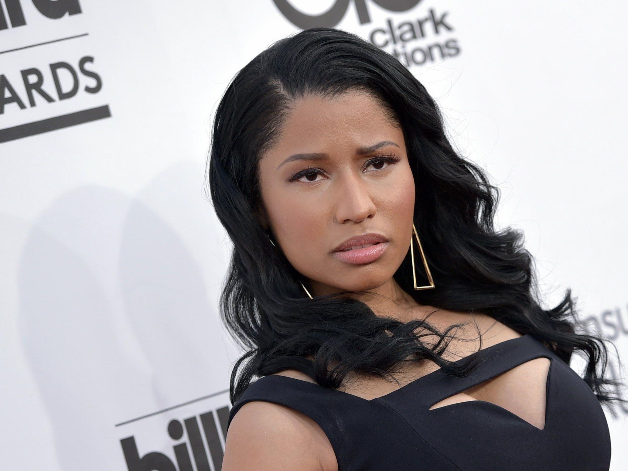 """Die US-Rapperin wird beschuldigt """"NS-Propaganda heraufzubeschwören"""""""