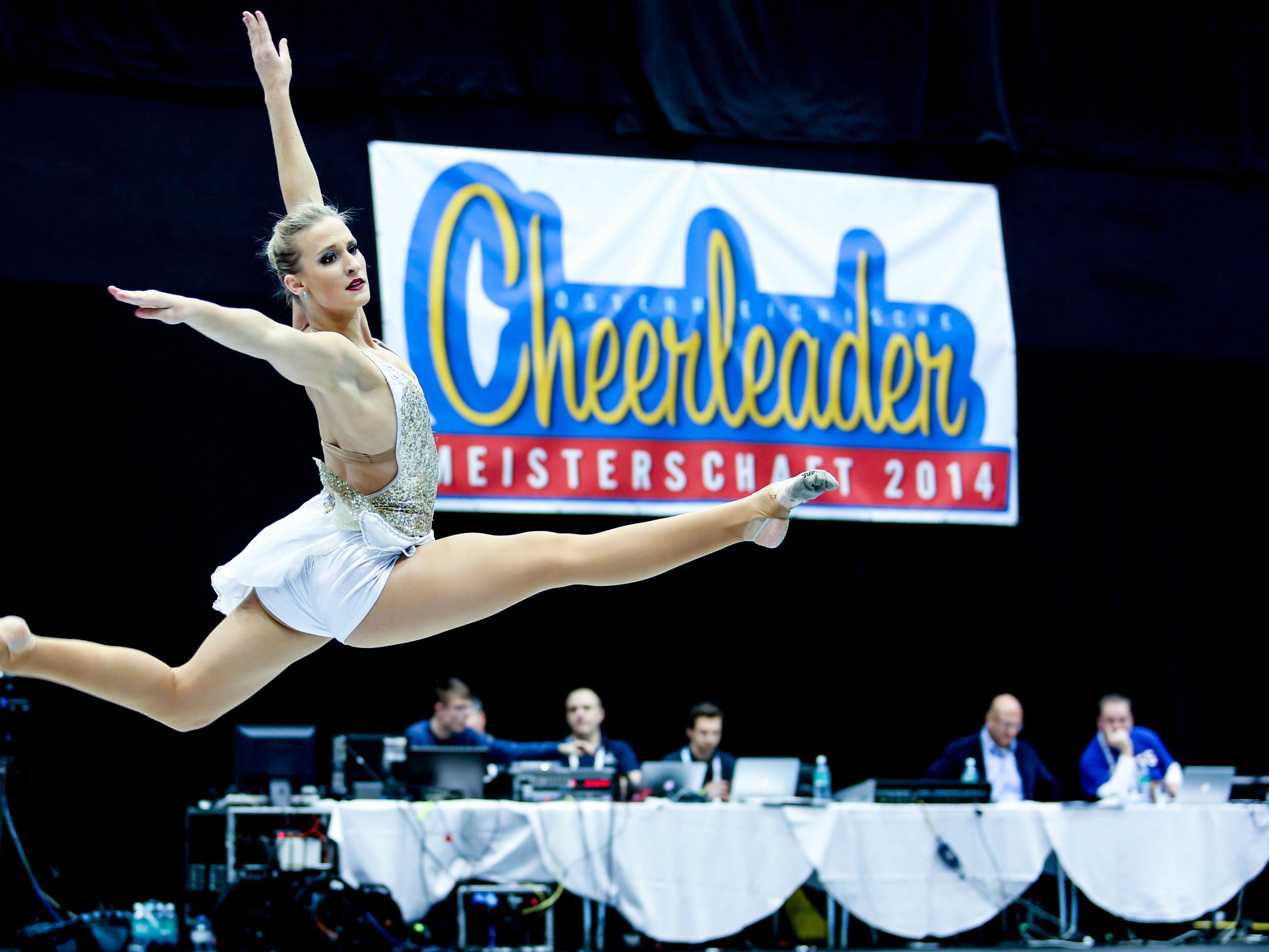 Die Milleniumdancers räumten bei den Österreichischen Cheerleader Meisterschaften ab.