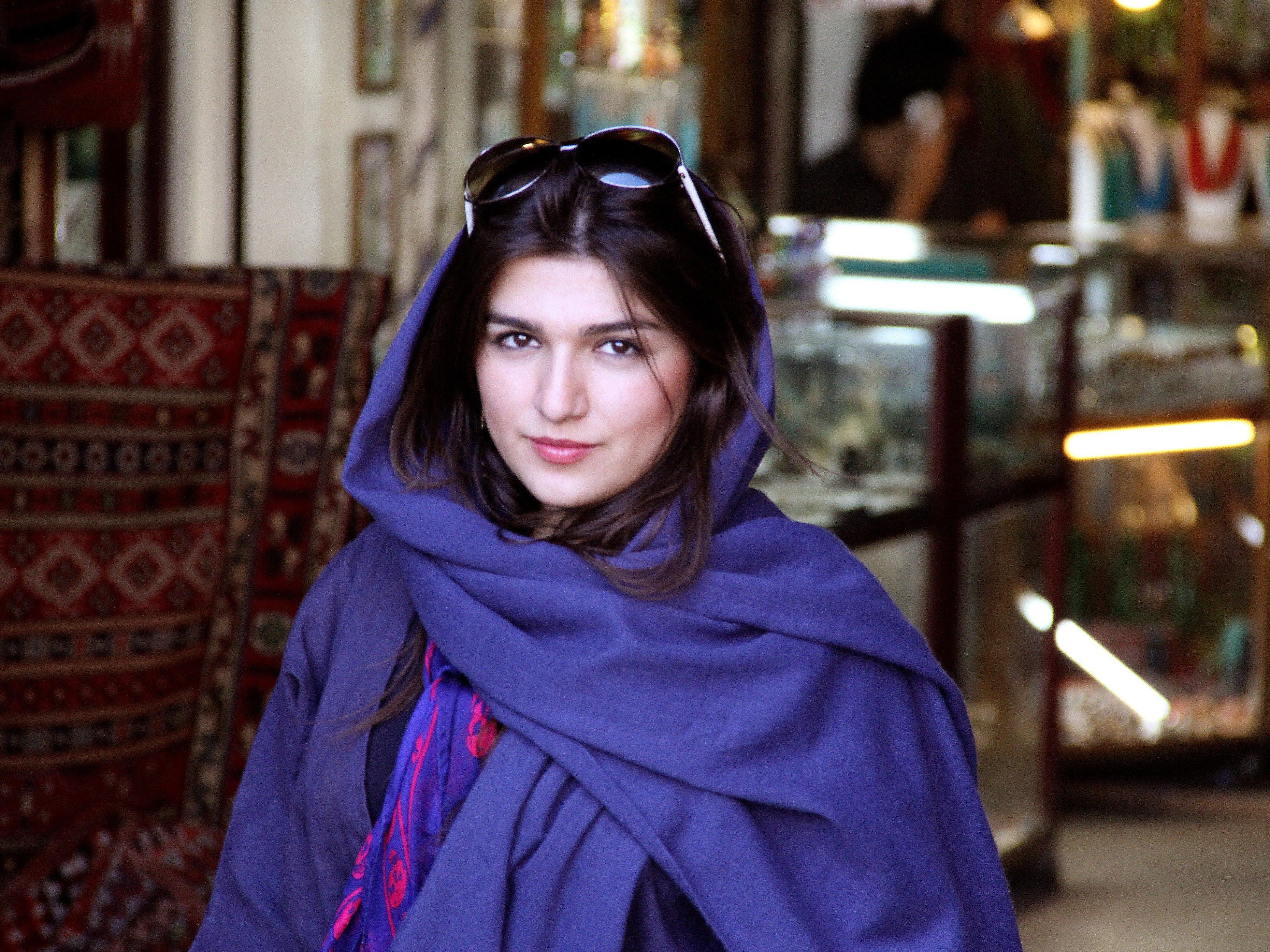 Die 25-Jährige hatte in Teheran ein Volleyballspiel der Männer anschauen wollen