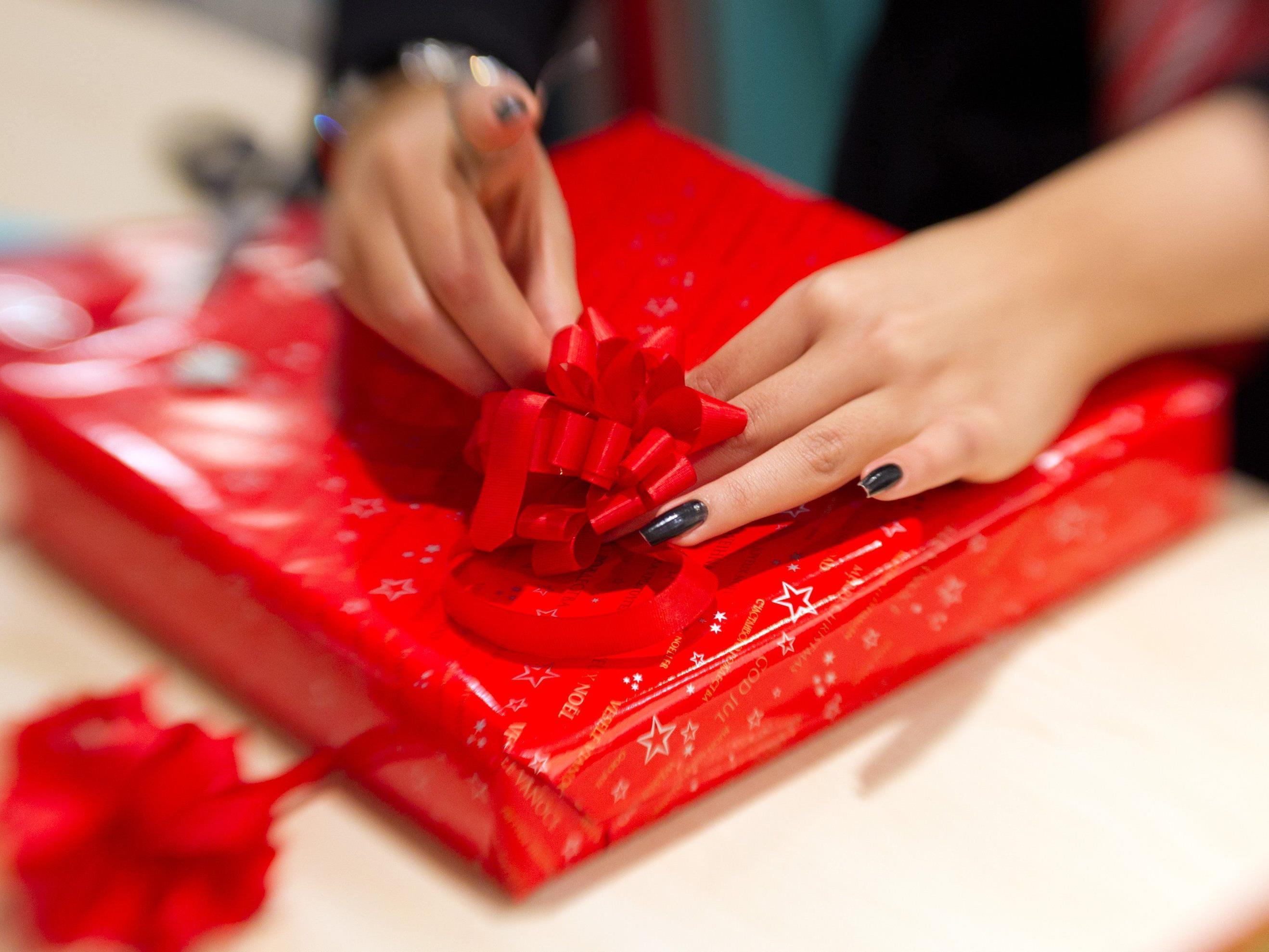 Wichtige Tipps von der Post: So kommen ihre Weihnachtsgeschenke pünktlich an.