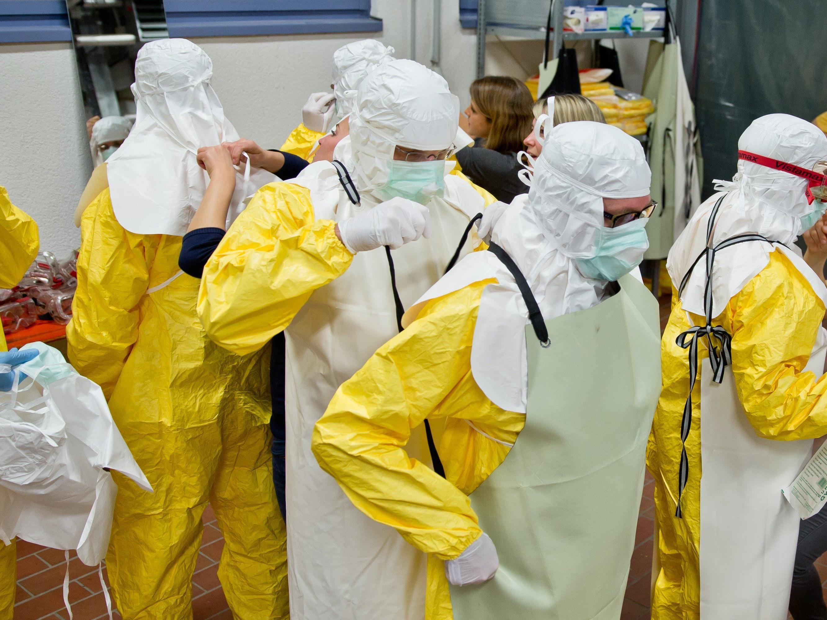 Der infizierte Arzt behandelte Patienten in Sierra Leone.