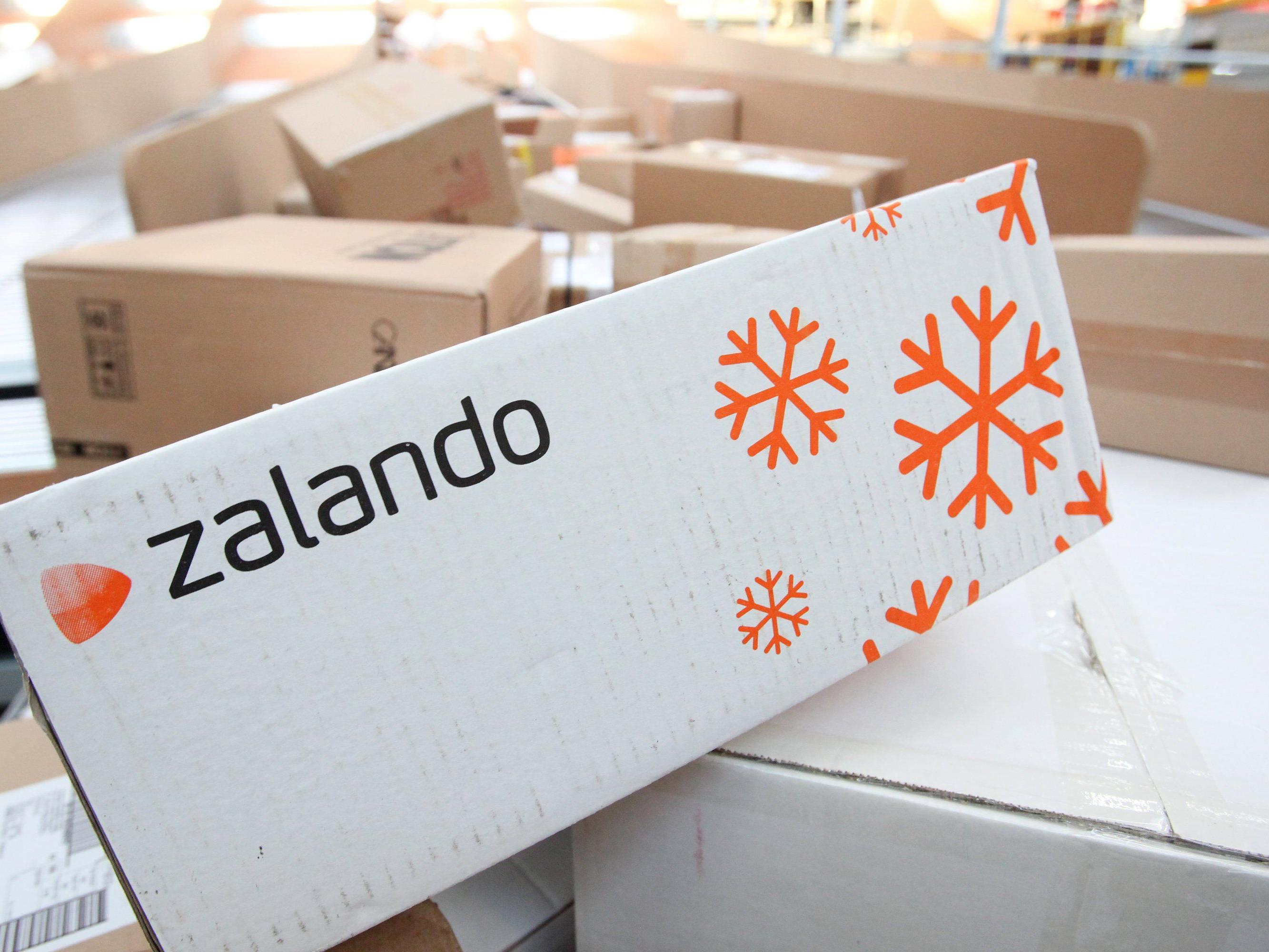 Zalando gehört zu den 100 stärksten deutschen Online-Shops.