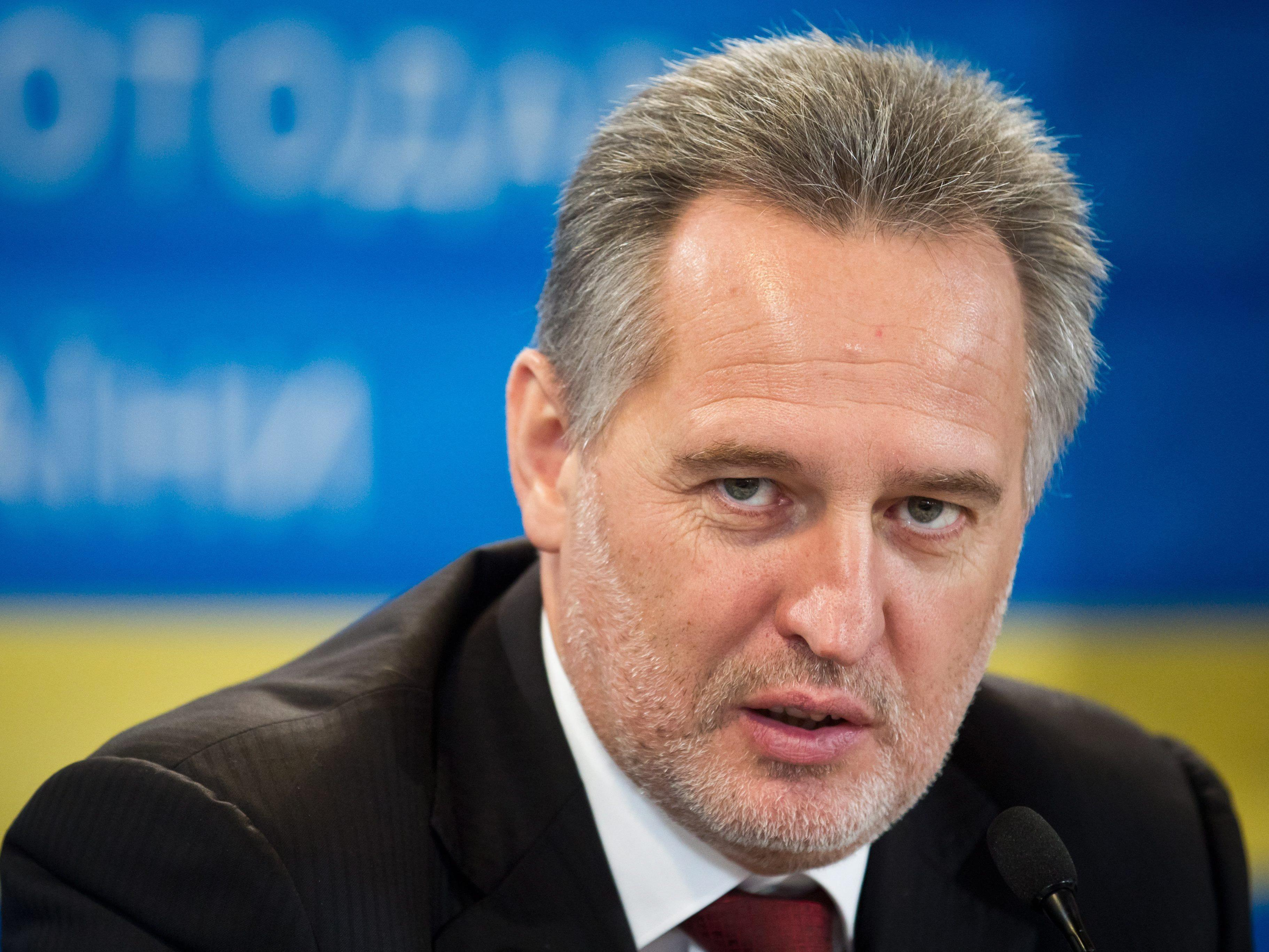 Der ukrainische Oligarch Firtasch fürchtet sich angeblich vor Mordkomplott.