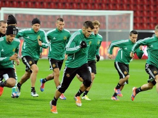 Fußball: Rapid hat sich im Happel-Stadion eingelebt